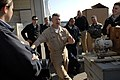 US Navy 090430-N-9818V-155 Master Chief Petty Officer of the Navy (MCPON) Rick West speaks with Sailors from the Electronic Attack Squadron 141 (VAQ-141), the.jpg