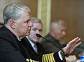 US Navy 090602-N-8273J-055 Chief of Naval Operations (CNO) Adm. Gary Roughead appears before the Senate Appropriations Committee for Defense.jpg