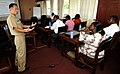 US Navy 100318-N-7948C-017 Lt. Brandon Le, a meteorologist assigned to Africa Partnership Station West, holds a meteorology and oceanography workshop with Ghanaian meteorologists and oceanographers at the Ghana Meteorological A.jpg