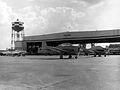 US Navy training aircraft at NAS Memphis c1956.jpg