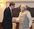 US Treasury Secretary greets Prime Minister Narendra Modi.jpg