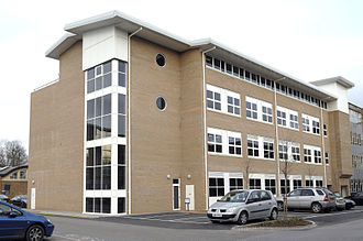 Food Industry Centre - Image: UWIC Food Industry Centre