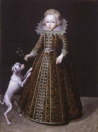 Ulrik of Denmark (1611–1633) - Ulrik of Denmark by Jacob van Doort, ca. 1615