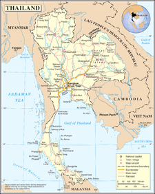 List of airports in Thailand - Wikipedia