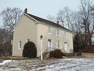 Glenwood, Howard County, Maryland - Union Chapel.