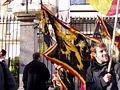United Belgium Brussels demonstration 20071118 DMisson 00007 boulevard du Regent near American embassy.jpg