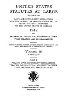 United States Statutes at Large Volume 56 Part 2.djvu