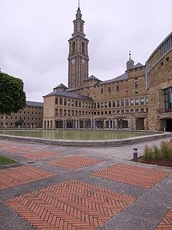 Universidad Laboral De Gijón Wikipedia La Enciclopedia Libre
