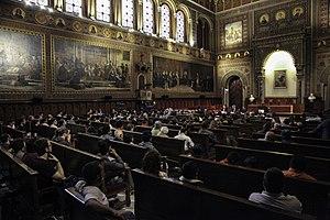 Universidad de Barcelona, Canciller del Ecuador ofrece conferencia (11986731433)