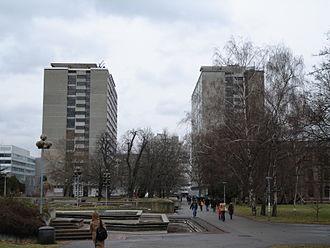 University of Stuttgart - Image: Universität Stuttgart (Stadtmitte) 002