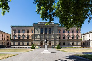University of Geneva - Uni Bastions