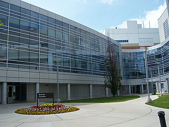 College of Engineering and Physical Sciences (University of Guelph) - The Science Complex, where CPESSC meetings are held