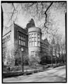 University of Pennsylvania, Dental Hall, 3300 Smith Walk, Philadelphia, Philadelphia County, PA HABS PA,51-PHILA,566E-2.tif