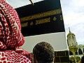 Up close with the Kaaba - Flickr - Al Jazeera English.jpg