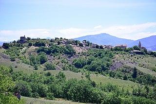 Upaix Commune in Provence-Alpes-Côte dAzur, France