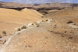 Jurassic - Image: Upper Matmor Jurassic Israel
