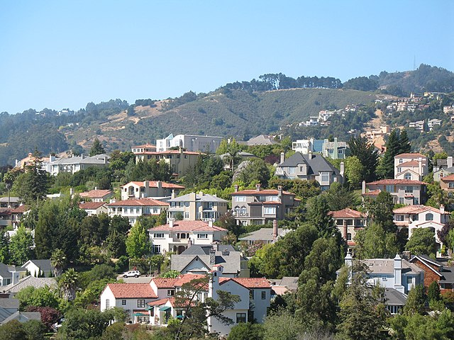 Merriewood, Oakland, CA