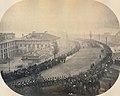 Uroczystość poświęcenia i otwarcia mostu Kierbedzia 22 listopada 1864.jpg