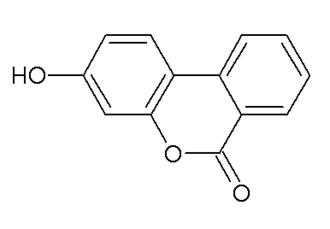 Urolithin B - Image: Urolithin B