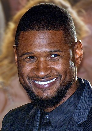 Usher (musician) - Usher at the 2016 Cannes Film Festival