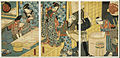 Utagawa Kunisada (Toyokuni III) - Preparations for New Year's Day (Pounding Mochi) - Google Art Project.jpg