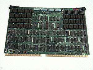 VMEbus - VERSAbus memory card