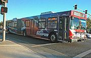 VTA Rapid Bus