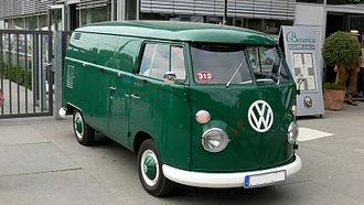 Panel van - 1964 T1 Volkswagen Transporter panel van