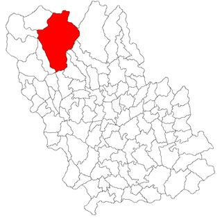 Valea Doftanei Commune in Prahova County, Romania