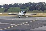Van's RV-4 (VH-XPV) taxiing at Wagga Wagga Airport.jpg