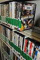 Variety of movies at Detainee Library 130409-A-TE537-029.jpg