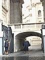 Vatican Swiss Guards at Apostolic Palace (Ank Kumar, Infosys) 01.jpg