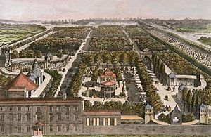 Samuel Wale - View of Vauxhall Gardens, about 1751.