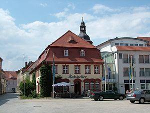 Vetschau - Image: Vetschau Ratskeller