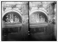 Via Dolorosa, beginning at St. Stephen's Gate. Interior of Seventh Station. LOC matpc.05438.jpg