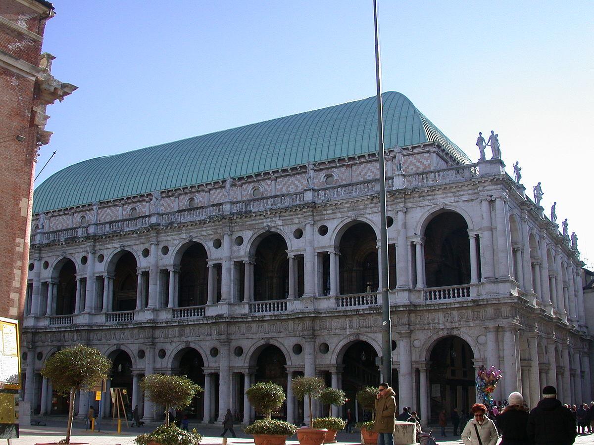Basilique palladienne wikip dia - La finestra di fronte andrea guerra ...