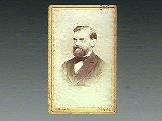 Julius Victor Carus German zoologist