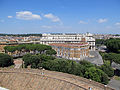 View from Castel Sant'Angelo 9 (15279194480).jpg