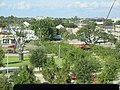 View from UMC window Riverwards towards Canal Street New Orleans 03.jpg