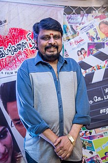 Vikraman at Koditta Idangalai Nirappuga Audio Launch and Felicitation to K Bhagyaraj.jpg