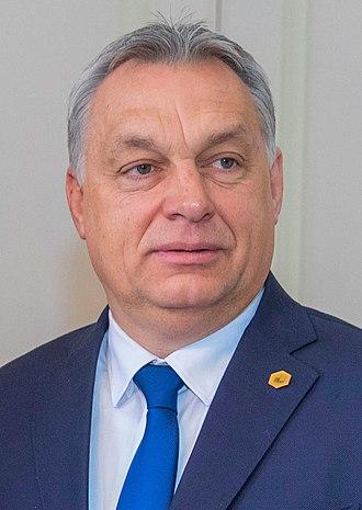 Right-wing populism - Viktor Orbán (Fidesz-KDNP), the incumbent Prime Minister of Hungary