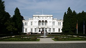 President of Germany - Hammerschmidt Villa, Bonn (secondary seat)
