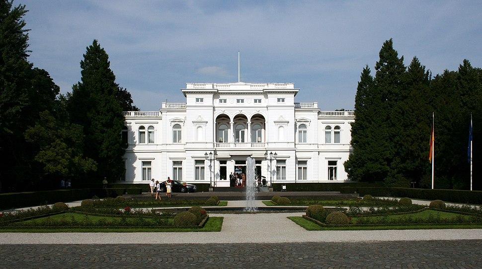 Villa Hammerschmidt Bonn Seite Adenauerallee 20080831