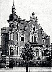 Villa rehwoldt wikipedia for Architekt leipzig