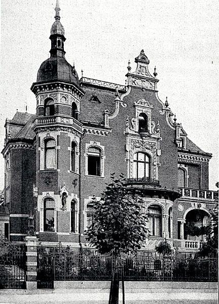 Datei villa rehwoldt karl tauchnitz stra e leipzig for Architekt leipzig