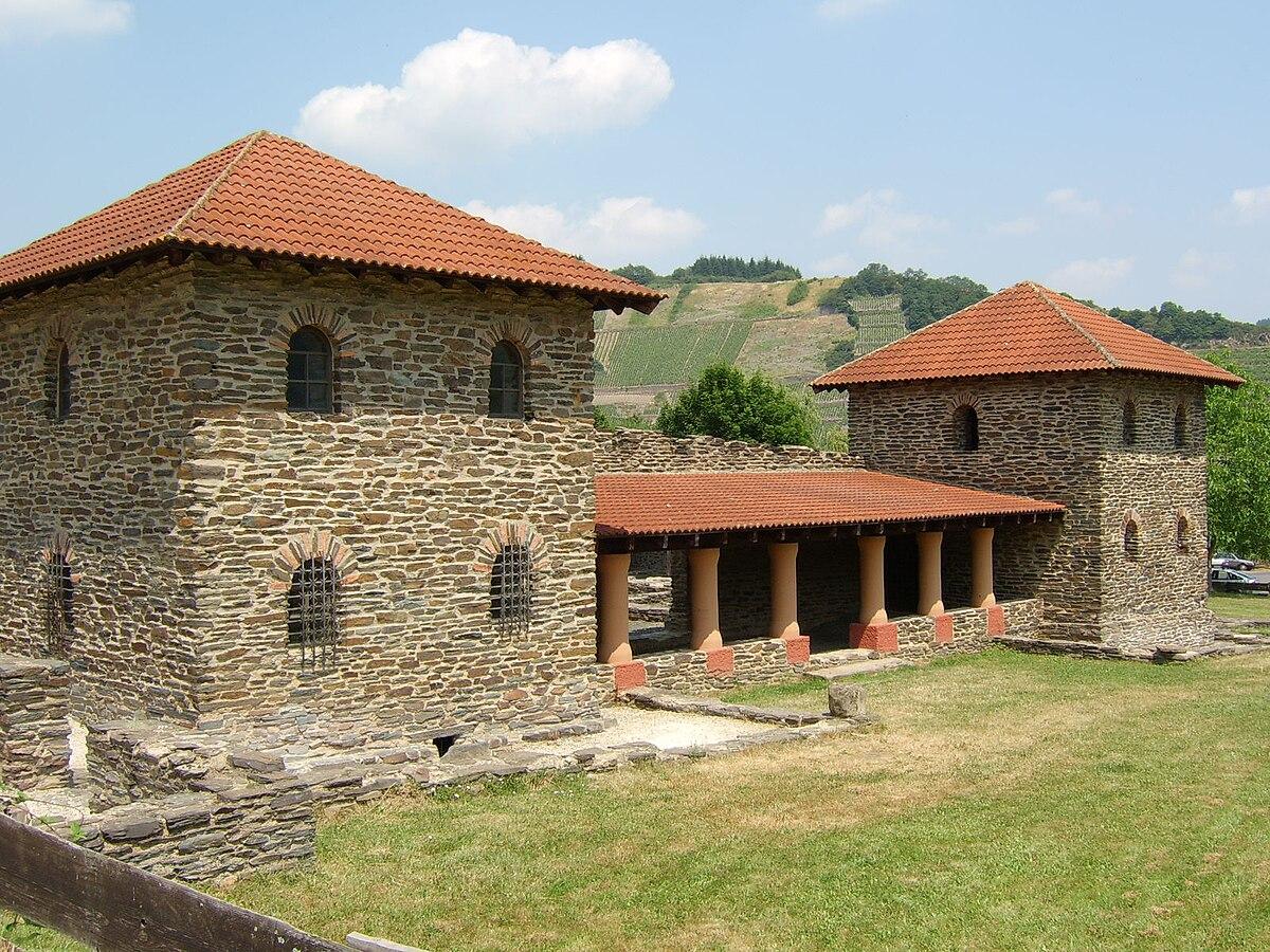 villa rustica mehring wikipedia
