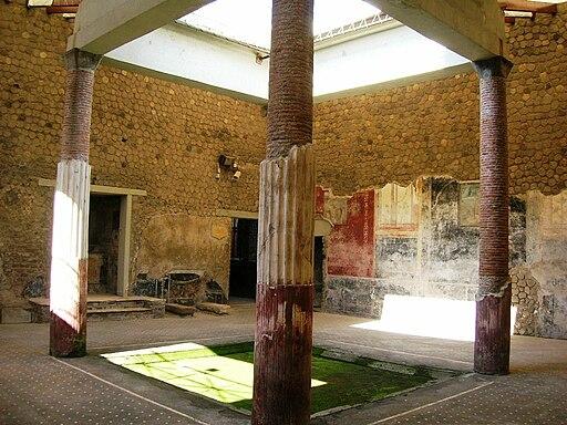 Villa San Marco - Atrio