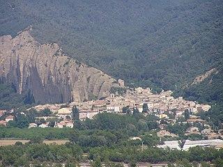 Les Mées, Alpes-de-Haute-Provence Commune in Provence-Alpes-Côte dAzur, France