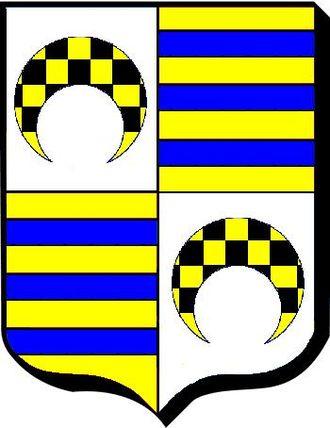 Rodrigo de Villandrando - Coat-of-arms of Villandrando.