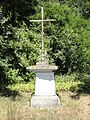 Villers-en-Prayères (Aisne) croix de chemin.JPG